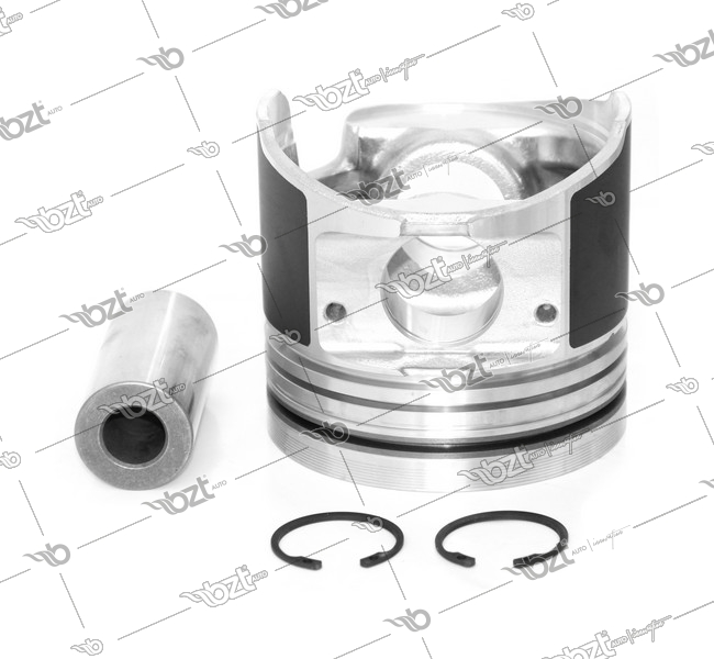 ISUZU - BOGDAN  - PISTON SEGMANSIZ TURBOSUZ 4HG1 - PISTON W.O RING , W.O TURBO 4HG1 8971836660