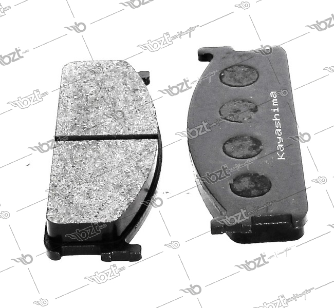 ISUZU - WFR  - FREN BALATASI ON DISK - BRAKE PAD, FRONT DISC, 8943377411
