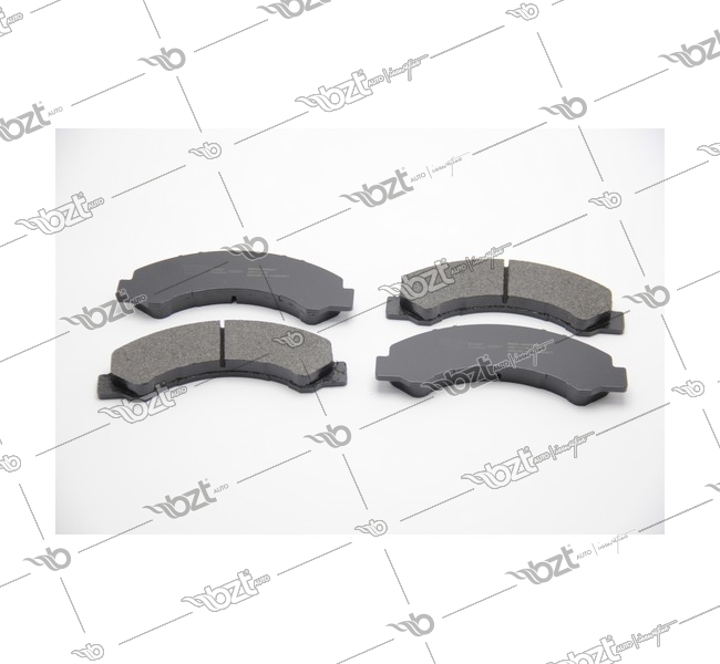 ISUZU - N-WIDE  - FREN BALATASI ON DISK - BRAKE PAD, FRONT DISC, 8971686330