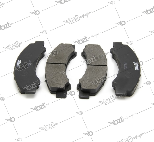 ISUZU - N-WIDE  - FREN BALATASI ARKA - BRAKE PAD, REAR 898216922, 897378351