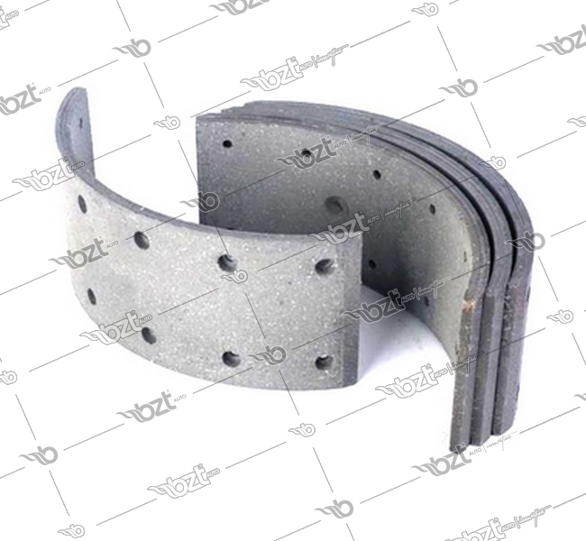 MITSUBISHI - FUSO CANTER 859  - FREN BALATASI ON/ARKA YAPRAK TAKIM - BRAKE PAD, FRONT/REAR SET MK321243