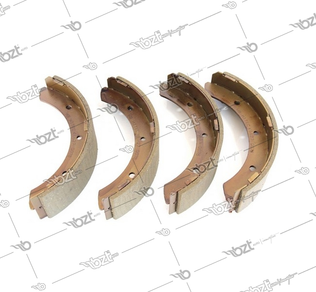 MITSUBISHI - CANTER 304  - FREN PABUCLU BALATA ON 70mm - BRAKE SHOE , FRONT 70MM MC886180, MB060101, MB162367, MB295387